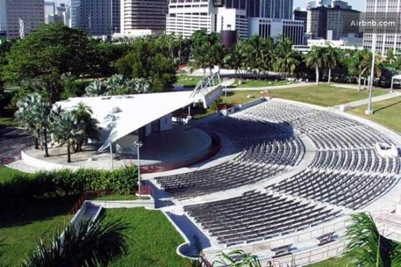 Klipsch Amphitheater Seating Chart 171 Klipsch Amphitheater