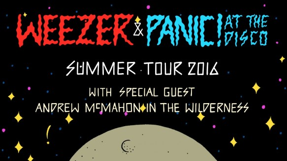 Weezer & Panic! At The Disco